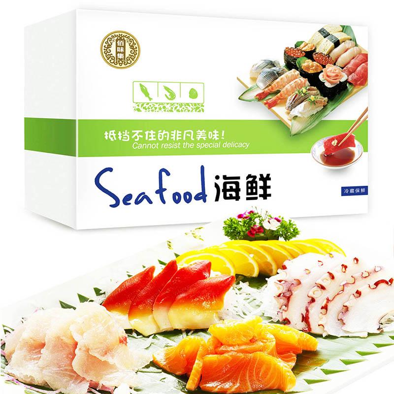 佰味集进口即食海鲜海岸畅享