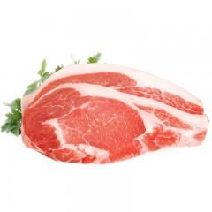散养土黑猪肉A款