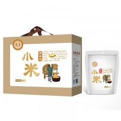 佰味集生态黄小米礼盒(2kg)
