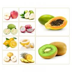 精品水果混合1箱(10种水果,含进口水果,约13斤)