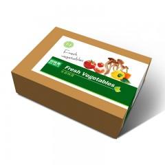 398元型生态特菜礼卡(全国配送提货卡)