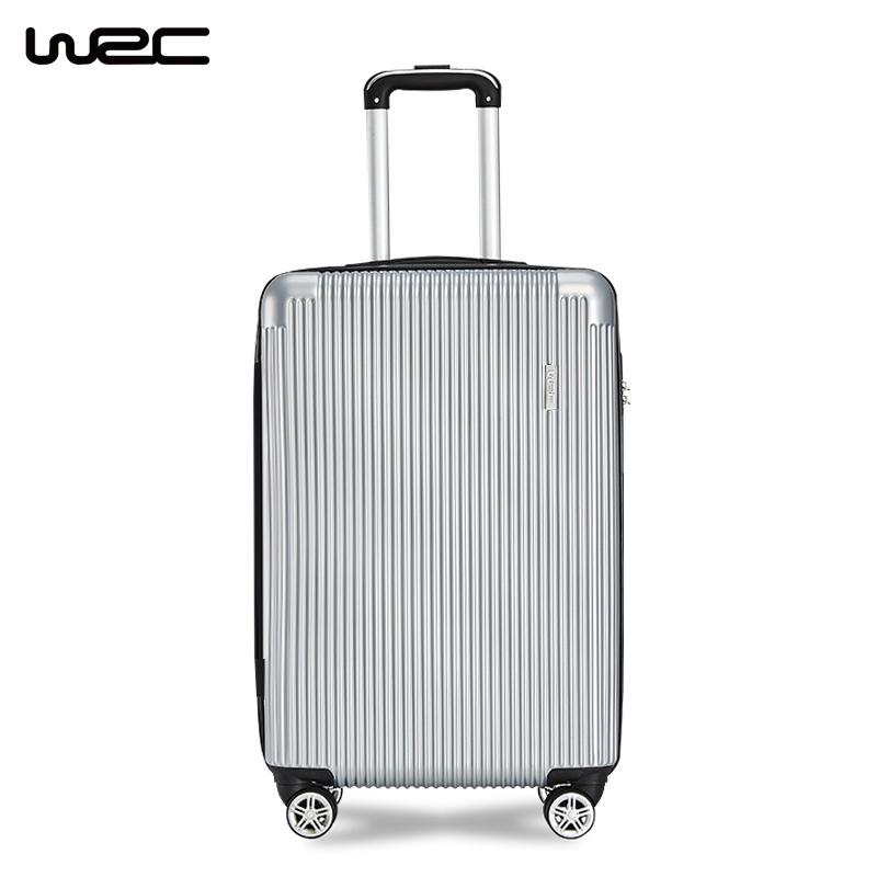 WRC超静音耐磨时尚万向轮拉杆箱20寸款号: W-Z60888
