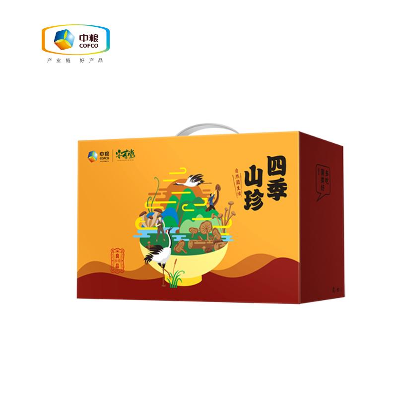 中粮·安荟堂四季山珍礼盒A
