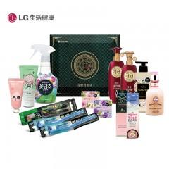 韩国LG生活健康进口日用品(花好月圆D礼盒)
